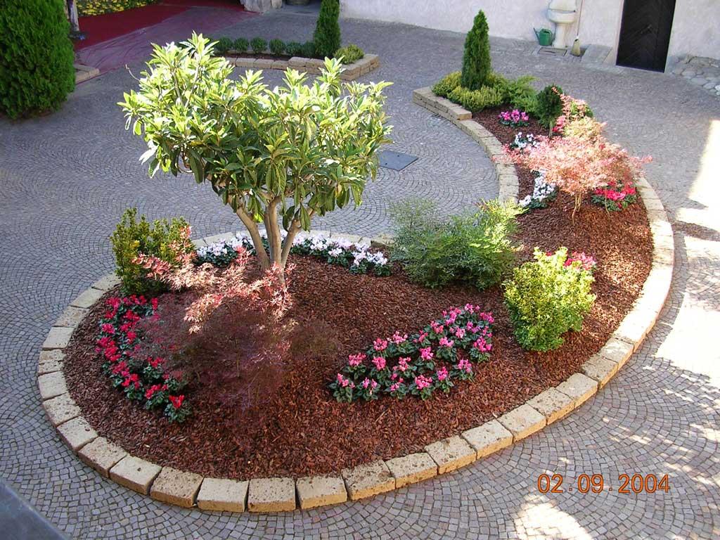 Aiuole per giardino cx17 regardsdefemmes for Progetto aiuole per giardino