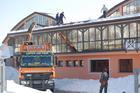Nevicata Pesaro - Urbino