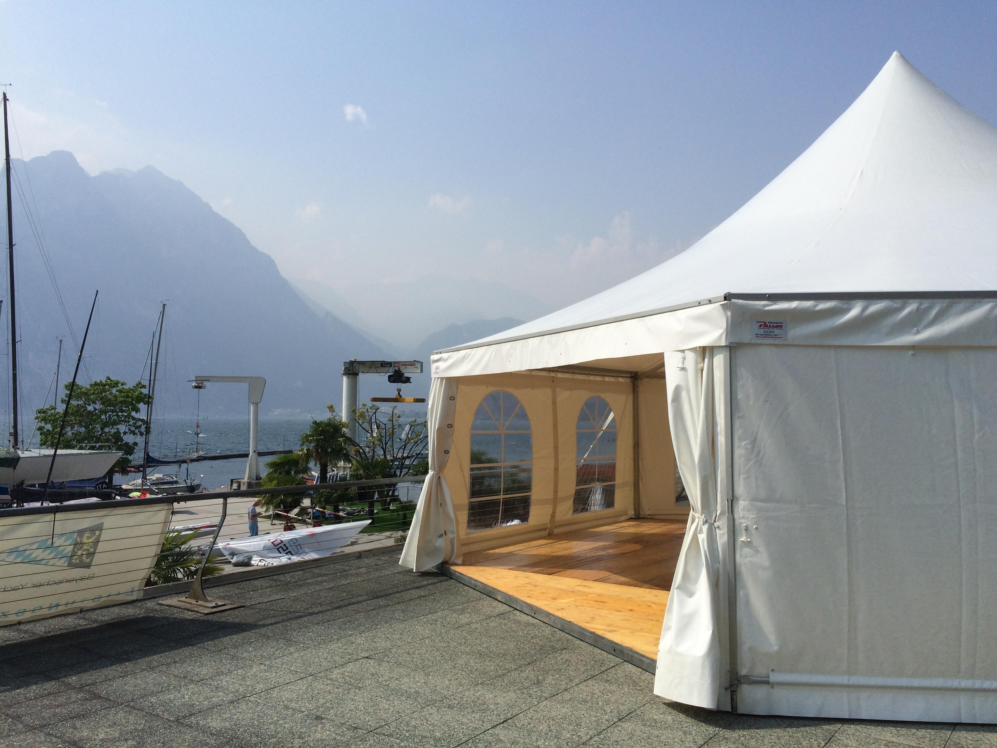 Tendoni a Trento, tende da sole e coperture per i tuoi eventi: Paller Teloni