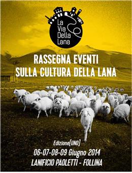 La via della lana - rassegna eventi sulla cultura della lana