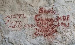 Le scritte dei pastori 12