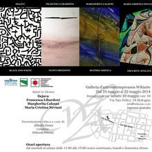 Mostra Nuovi Orizzonti, galleria Wikiarte Bologna, 2014