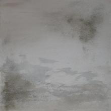 acrilico e sabbia 60x60 - sabbia due