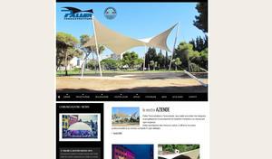 Nuovo sito web per tensostrutture