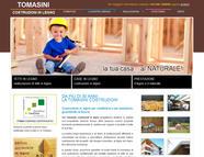 Nuovo sito per Tomasini Costruzioni