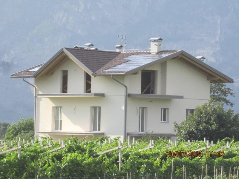 Tetti in legno case in legno solai e soppalchi tomasini for Sopraelevazione in legno